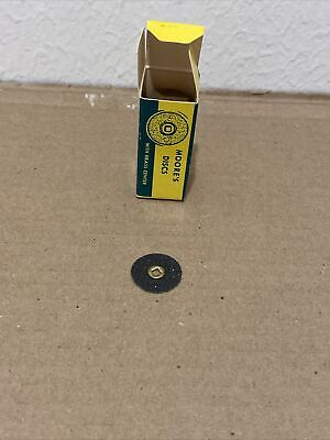 Moores Sanding Disc Brass Center Box Of 50 34 Waterproof Coarse Multiple Avai