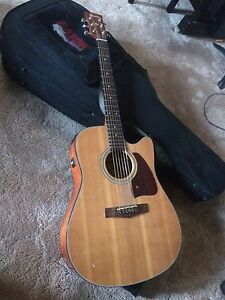 Ibanez solid top acoustic