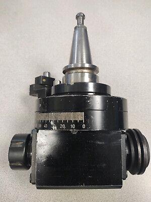 Cnc Machine Aggregate 90 Degree Cnc Head.