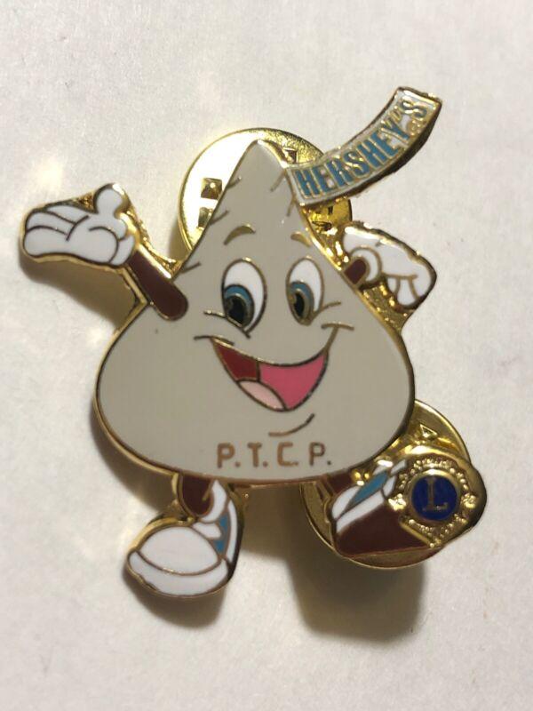 P.T.C.P. Hershey Kiss Lions Club Pin