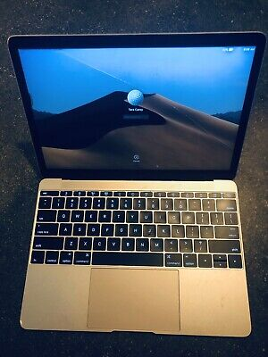 "Apple MacBook Retina 12"" - MK4M2LL/A (Early 2015, Gold) 1.2GHz 500GB 8GB"