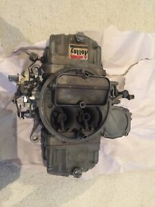 Ford 428 Cobra Jet 1969 Holley Carburetor C9AF-9510-U 4609