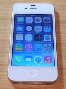 iPhone 4 - 16GB White Unlocked Salisbury Salisbury Area Preview