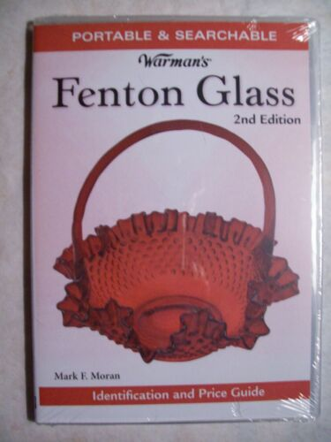 FENTON GLASS $$$ id PRICE GUIDE NEW 1,100 COLOR PHOTO