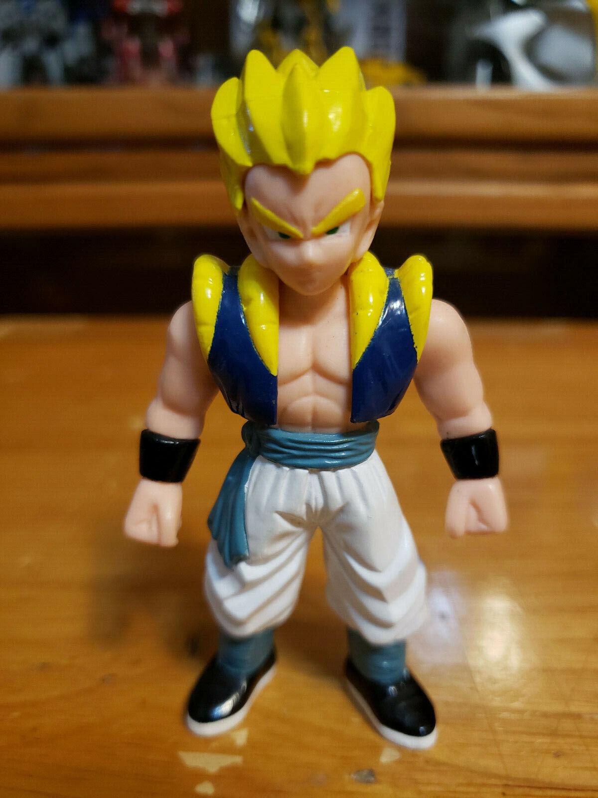Character:Super Saiyan Gotenks Vol 24:BANDAI Dragonball Z  and Dragon Ball GT super battle collection AB Toys & Irwin