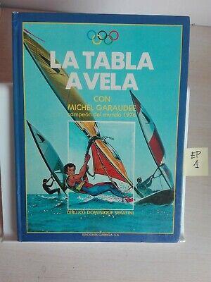 LA TABLA A VELA MICHEL GARAUDEE , usado segunda mano  Valencia