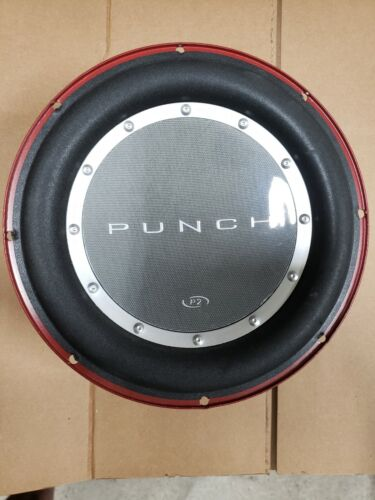 Rockford Fosgate P210S8 Punch Stage 2 10 8-ohm Subwoofer Parts/Not Working READ - $35.00