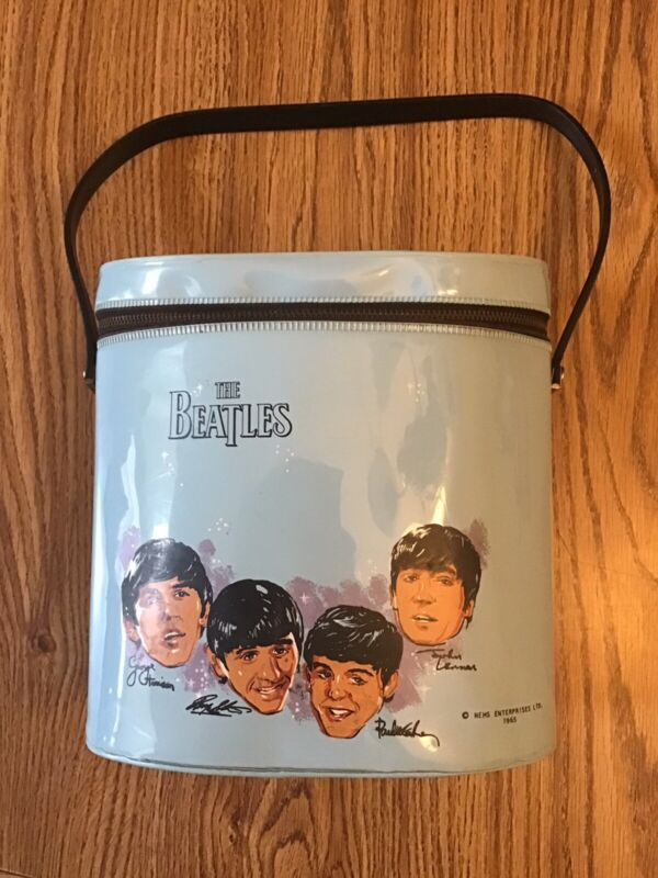 The Beatles 'Brunch Bag' 1965 USA Aladdin Industries Inc. in near mint cond !