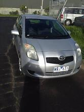 2008 Toyota Yaris Hatchback Sunshine North Brimbank Area Preview