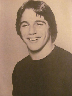 Tony Danza, Taxi, Full Page Vintage Pinup