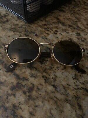 vintage Gianni Versace Oval sunglasses