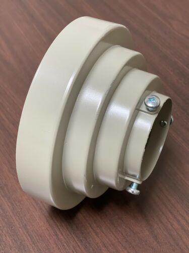 C-Band LNBF Scalar Feedhorn for GEOSATpro 1.2m Dish - Metal Upgrade Scalar