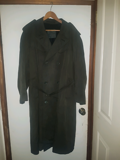 Vintage Army Trench Coat