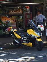 One of the best hybrid sports bike/ Scooters (new around 15k) Elizabeth Bay Inner Sydney Preview