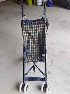 Stroller can be folded like umbrella Beaumont Hills The Hills District Preview