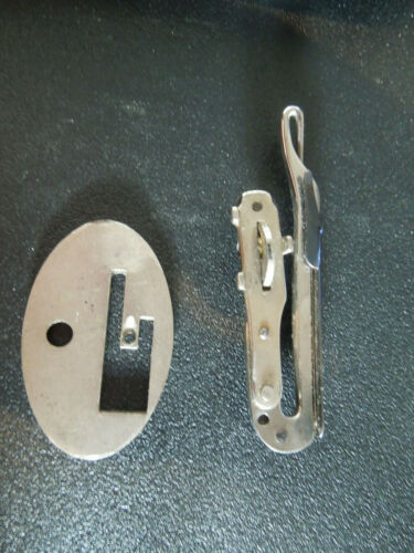 Antique Domestic Chainstitch Looper and Plate for VS Machines Looper Super RARE