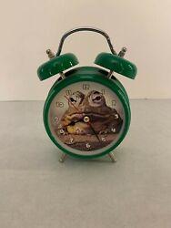 Wacky Wakers - Bull Frog Alarm Clock - by Mark Feldstein
