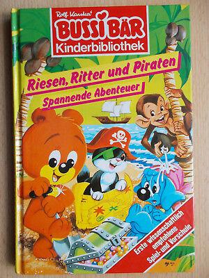 bliothek, Bussi Bär, Riesen, Ritter und Piraten, Rolf Kaukas (Batman Und Wonder Woman Kind)
