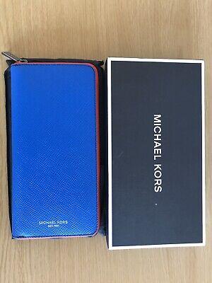 michael kors Zip wallet purse men's women's Unisex new
