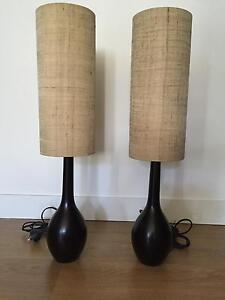 New Bedside Lamps from Freedom (Set of 2) Mosman Mosman Area Preview
