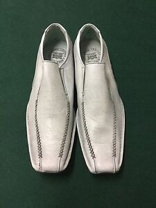 Men's White leather Shoes Size 12 East Ipswich Ipswich City Preview