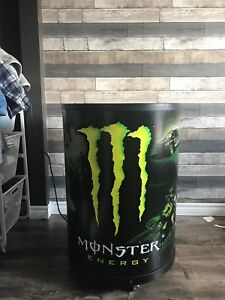 Monster mini fridge
