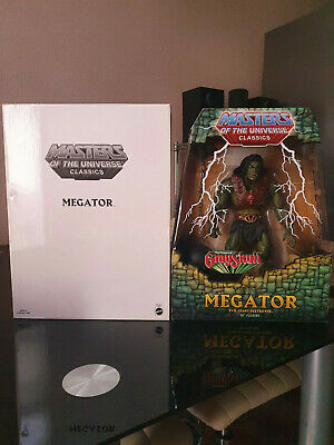 Megator Masters of the Universe Classics Motu - neu und ovp - online kaufen