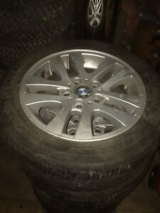 "16"" BMW 3 Series Rims and Tires 205/55/16"