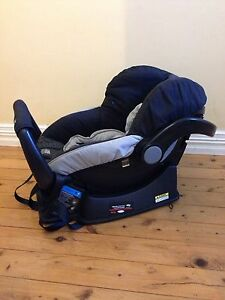 Britax Unity Safe and Sound car capsule Carrington Newcastle Area Preview