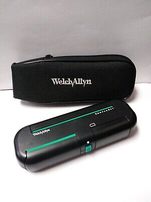 Welch Allyn 2.5v Compacset Diagnostic Set Ophthalmoscope Otoscope - Model 74001