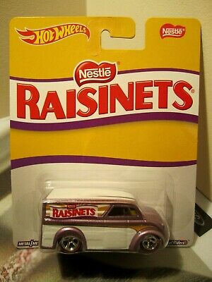 Hot Wheels Pop Culture Nestle Raisinets Dairy Delivery Real Riders