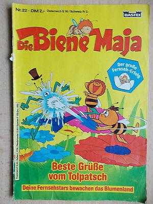 Comics, Hefte, Die Biene Maja , Band Nr. 22 , Bastei
