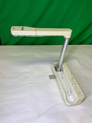 Testedworks Epson Elpdc06 Portable Document Camera - No Case - Cable Included