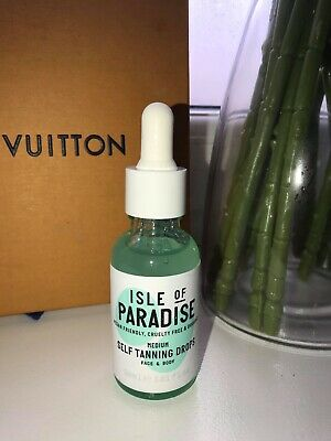 Isle of Paradise Medium Self Tanning Drops BRAND NEW