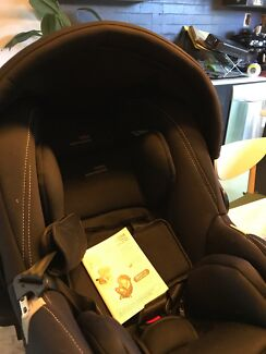Britax Sade and Sound Unity Infant Carrier