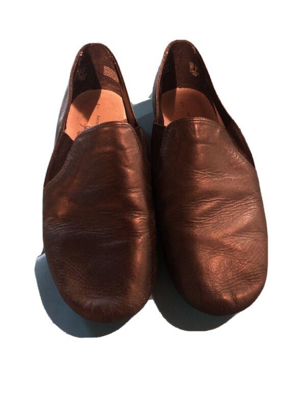 ABT jazz shoes size 7 dance slip on