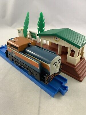 Motorized Den Vicarstown Diesel Works for Thomas and Friends Trackmaster Tested