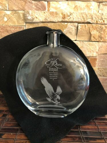 EAGLE RARE 10 YEAR OLD KENTUCKY STRAIGHT BOURBON Collectible Whiskey Decanter