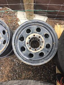 17 inch 8 hole pattern rims