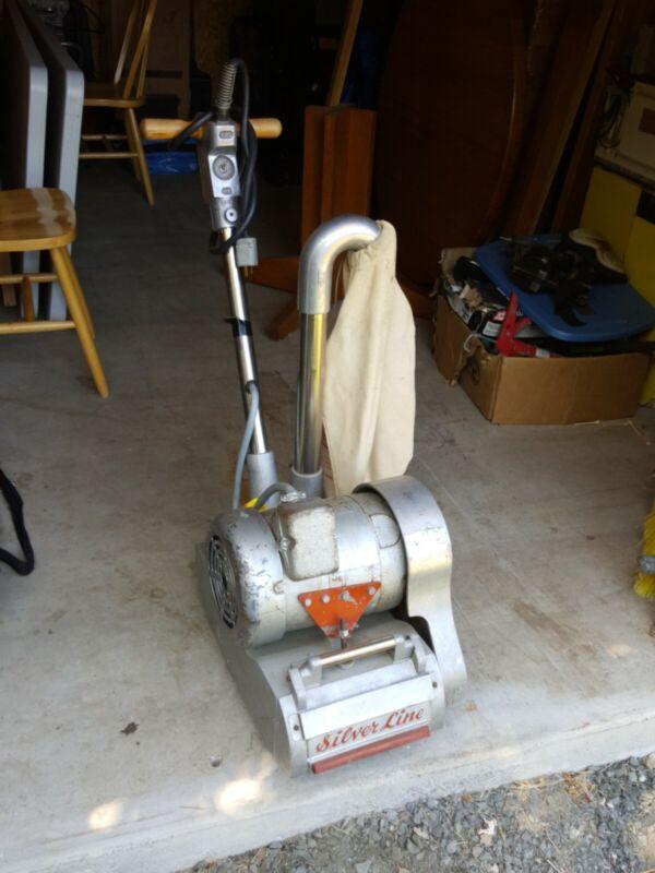 Essex Silver line hard wood floor sander model S-L-8