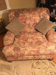 Large Living room chair and sofa