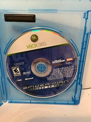 Spider-Man Friend or Foe Microsoft Xbox 360 Game Tested