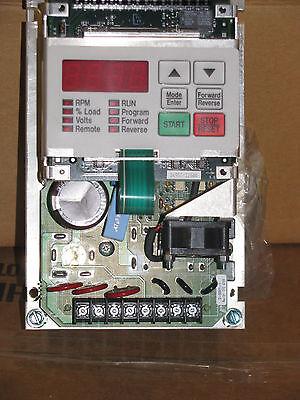 New Reliance Electric 2 Hp Inverter Drive - 1su20002 Allen-bradley Compatible
