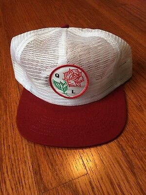 The Quiet Life Hat La Supreme New York Skateboarding Snap Back Fitted 7e1a1ea817f3