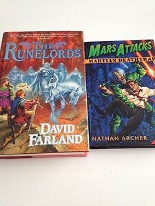 The Runelords/Mars Attacks