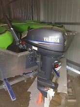 9.9hp Yamaha Outboard Motor Riverton Clare Area Preview