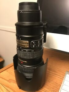 Nikon 70-200 f2.8 VR