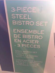 Brand new bistro set still in box  Edmonton Edmonton Area image 2