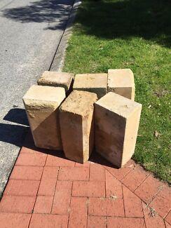 Sandstone blocks Balga Stirling Area Preview