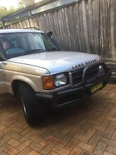 2001 Land Rover Discovery Wagon Warriewood Pittwater Area Preview